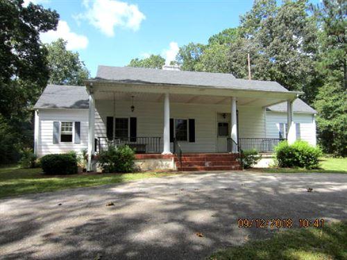 4 Br/ 2 Ba With 6 Acres In Ashland : Ashland : Clay County : Alabama