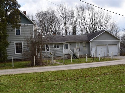 Country Home in Crawford County : Bucyrus : Crawford County : Ohio