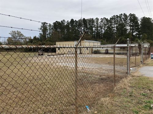 South Carolina Commercial Property : Bennettsville : Marlboro County : South Carolina
