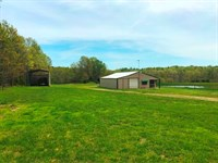 5 Mostly Open Acres, Nice : Mountain View : Howell County : Missouri
