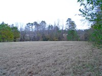 Sc Waterfront Acreage : Cheraw : Chesterfield County : South Carolina