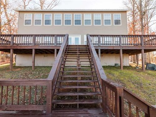 Current Riverfront Home For Sale : Doniphan : Ripley County : Missouri