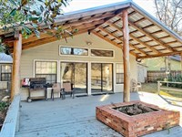 Santa Fe River Waterfront Home : Branford : Gilchrist County : Florida