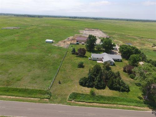 Hershey Ne Acreage : Hershey Ne : Lincoln County : Nebraska