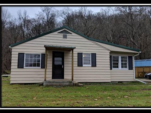 Home On The Riverfront : McConnelsville : Morgan County : Ohio