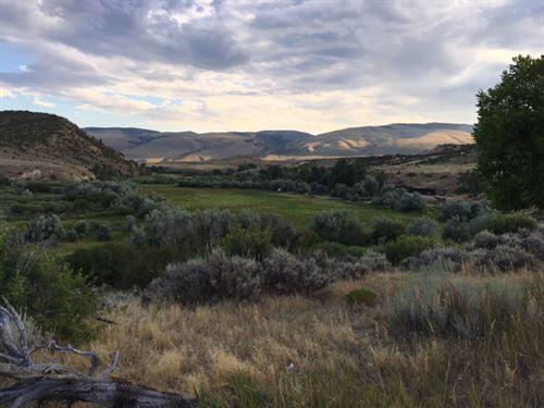 Little Popo Agie Retreat : Lander : Fremont County : Wyoming