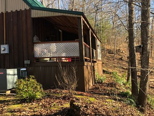 2 Bed 1 Bath Cabin in East TN : Surgoinsville : Hawkins County : Tennessee