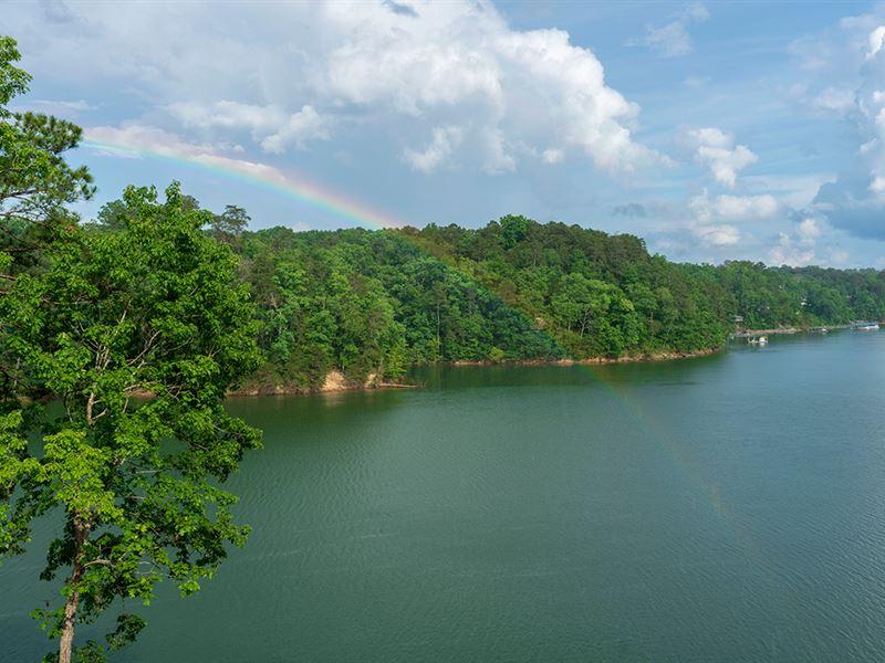 Smith Lake Waterfront Liquidation : Crane Hill : Cullman County : Alabama