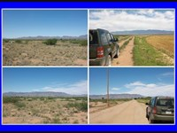 34 Beautiful Contiguous Lots : Willcox : Cochise County : Arizona