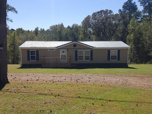 Move-In Ready Country Home : Macon : Twiggs County : Georgia
