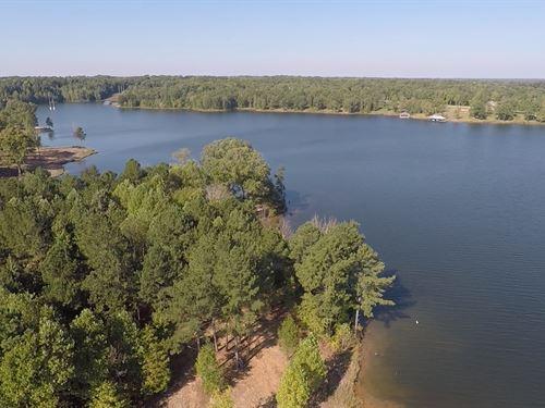 New Development On Carroll Co Lake : Huntingdon : Carroll County : Tennessee