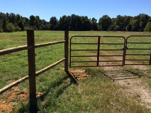5+ Acres / Homesite : Avery : Red River County : Texas