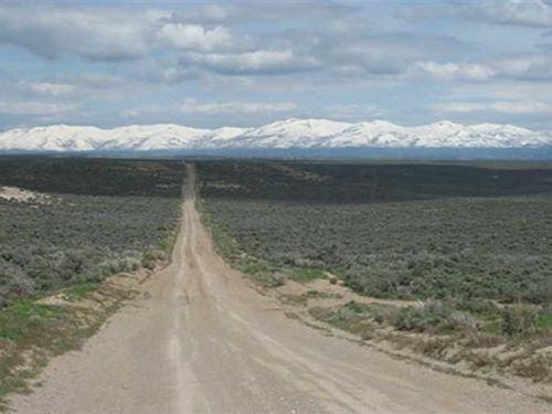 Nevada, Homesite, Ranch, Investment : Elko : Nevada