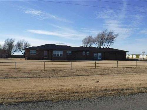1.15 Acre Mol, Country Home : Hinton : Caddo County : Oklahoma