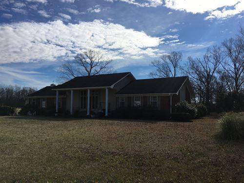 Home 4400 US 82, Eupora, MS 39744 : Eupora : Webster County : Mississippi