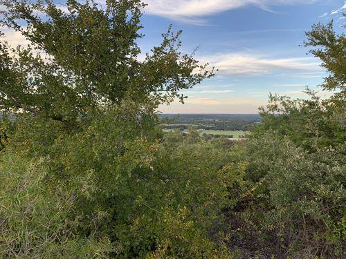 Scenic Homesite In Mt, Lakes : Bluff Dale : Erath County : Texas