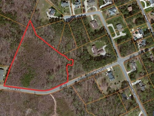 6 Acres Ready Your New Home Kerr : South Hill : Mecklenburg County : Virginia