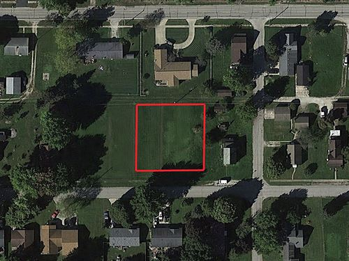 1/3 Acre Residential Lot In Andrews : Andrews : Huntington County : Indiana