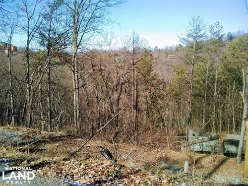 Cabin Lot in Sieverville Tennessee : Sevierville : Sevier County : Tennessee