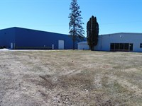 Industrial Building 50,000 Sqft : Eveleth : Saint Louis County : Minnesota