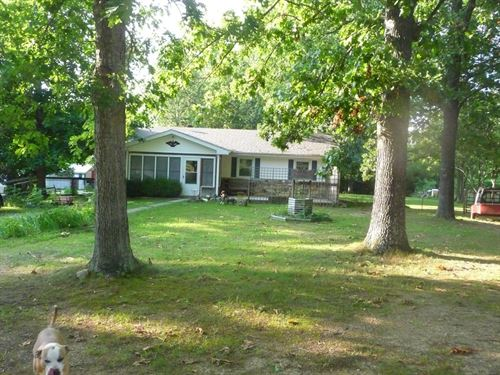 Country Home With Acerage : Gainesville : Ozark County : Missouri