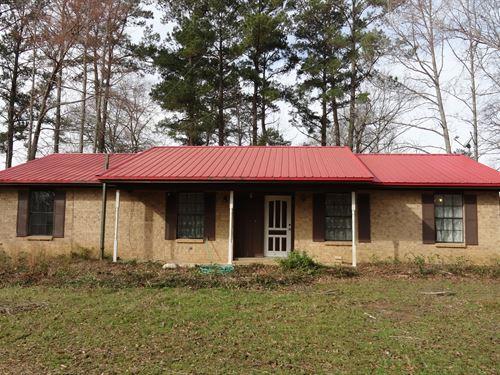 Alto, TX Home For Sale : Alto : Cherokee County : Texas