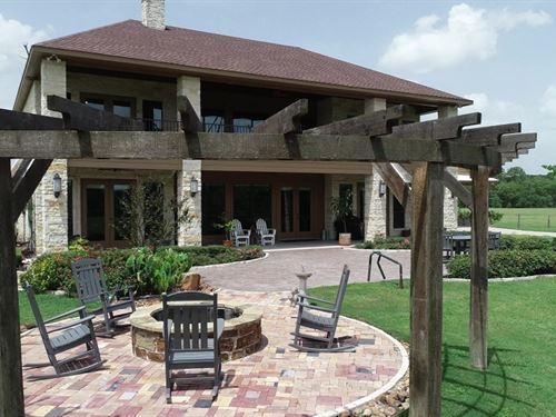 Weaver Ranch, 19 Acres : Montgomery : Texas