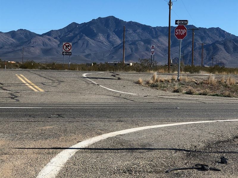 Gorgeous Parcel, 1 Hour From Vegas : Dolan Springs : Mohave County : Arizona