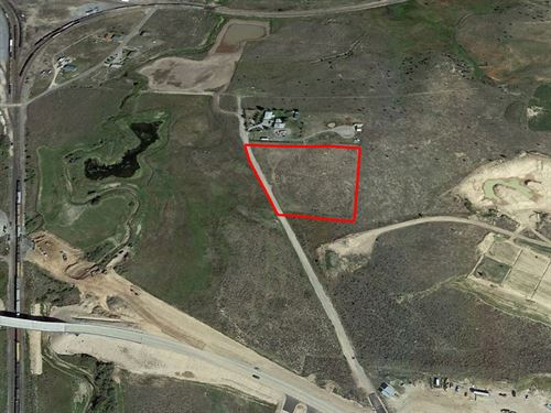 3.97 Acre Lot Of Open Land : Butte : Silver Bow County : Montana