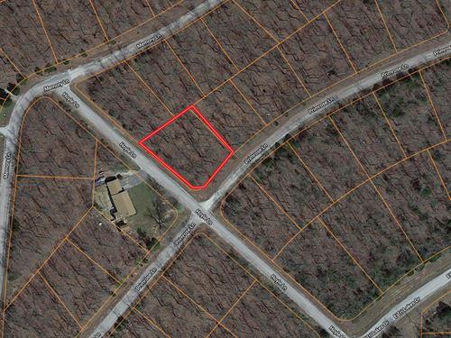 Lot For Sale in Horseshoe Bend AR : Horseshoe Bend : Izard County : Arkansas
