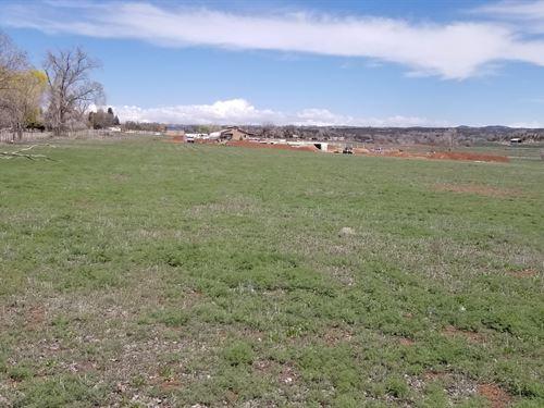 Colorado Land Cortez CO Building : Cortez : Montezuma County : Colorado