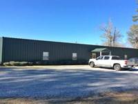 Airport Rd Commercial Property : Luverne : Crenshaw County : Alabama