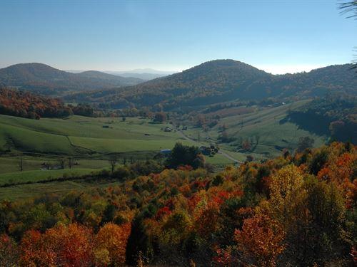 Lot 7 Twin Oaks Mountain Blvd : Sparta : Alleghany County : North Carolina