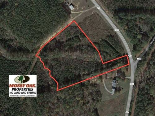 6.06 Acres of Commercial Land For : Littleton : Warren County : North Carolina