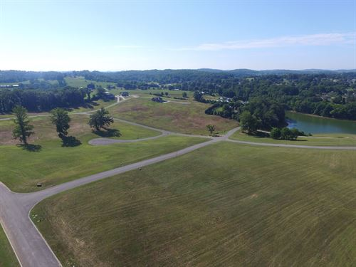 .57 Acre Lot Waters Edge : Morristown : Hamblen County : Tennessee