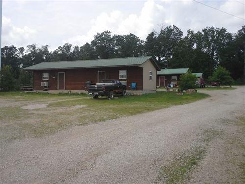 Apartment Rental/Self-Storage/Rv : Winona : Shannon County : Missouri