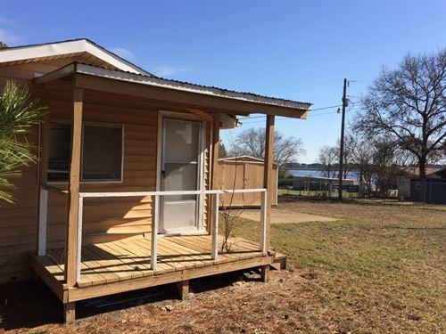 Tiny House Waterviews Lake : Frankston : Henderson County : Texas
