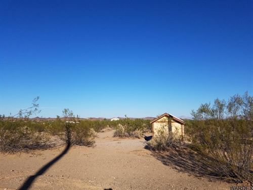 1 Acre Lot in Bouse Arizona : Bouse : La Paz County : Arizona
