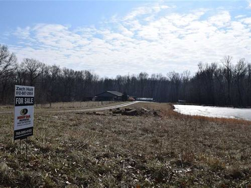 Pike County Country Living : Petersburg : Pike County : Indiana