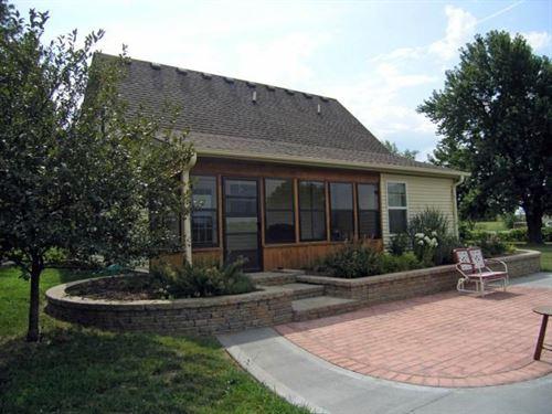 Cameron MO Country Home For Sale : Cameron : Clinton County : Missouri