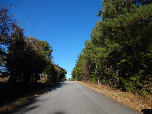 16.28 Acres, Convenient To : Six Mile : Pickens County : South Carolina