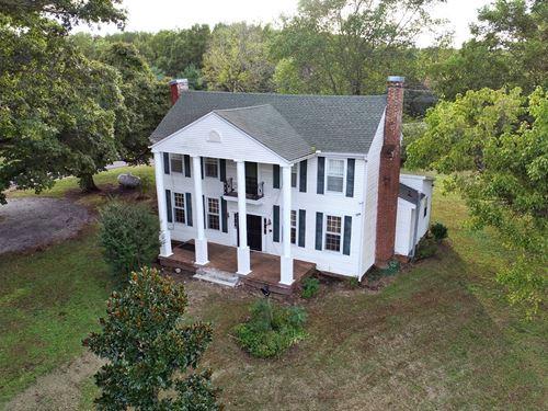 Greek Revival Historic Home Jackson : Jackson : Madison County : Tennessee