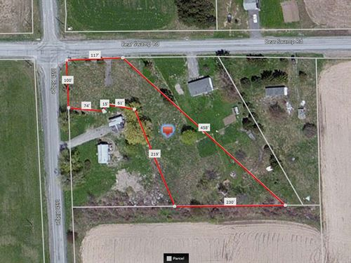 Small Building Lot With Frontage : Chittenango : Madison County : New York