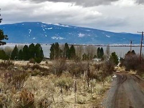 10 Acres With A View : Chiloquin : Klamath County : Oregon