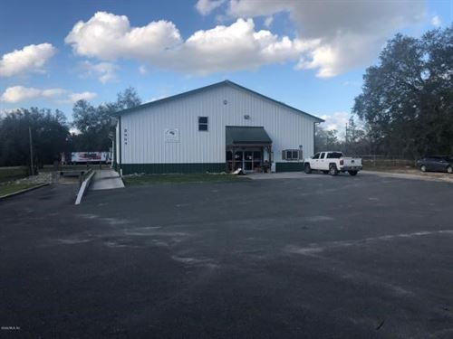Business Opportunity : Morriston : Gilchrist County : Florida
