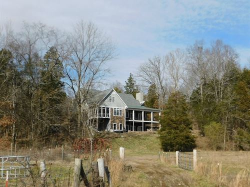 5 Br Home Farm Tn, Basement : Olivehill : Hardin County : Tennessee