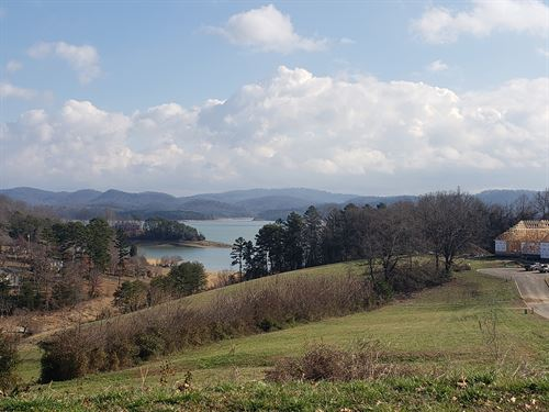 Cleared Lot, Cherokee Lake Views : Rutledge : Grainger County : Tennessee