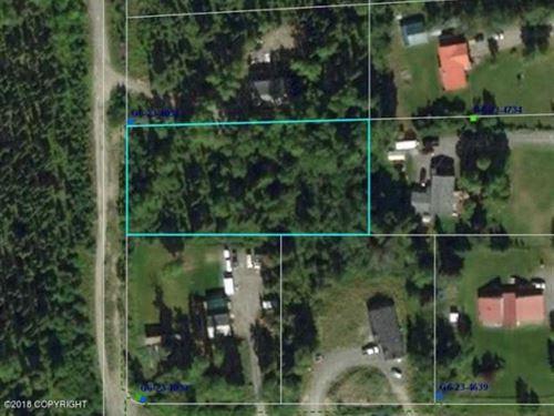 Great Residential Lot : Sterling : Kenai Peninsula Borough : Alaska
