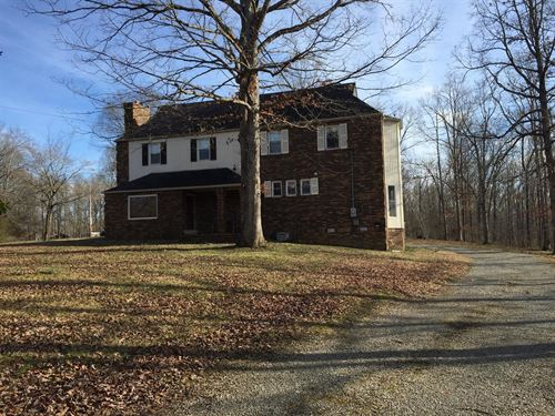Country Home In Middle TN : Lyles : Hickman County : Tennessee
