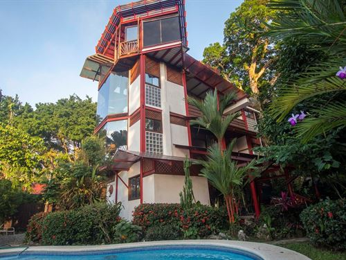 Boutique Hotel Vacation Rental : Cahuita : Costa Rica